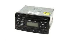 orig Ford Autoradio 6000 CD RDS Holz Optik Focus Fiesta Transit Galaxy CD defekt