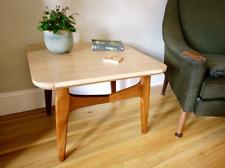 handmade reading table