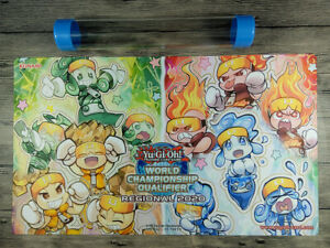 2020 Yu-Gi-Oh! Prank-Kids Trading Card Game Duel Custom Playmat Free Best Tube