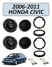 Fits Honda Civic 2006-2011 Factory Speaker Replacement Combo Kit PIONEER