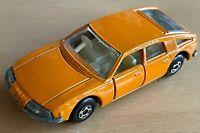 Matchbox Lesney Superfast No 56 Orange BMC 1800 Pininfarina - VNM
