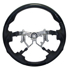 Piano Black Leather Sports Steering Wheel for 2007-2013 Toyota Tundra Sequoia