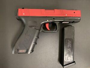 Next Level Training SIRT 110 Pro Green/Red Laser Metal Slide Dry Fire Pistol