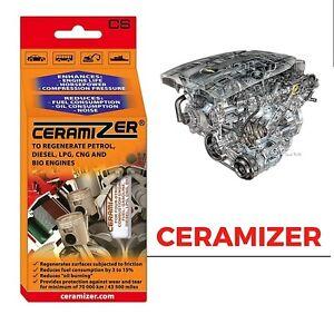 CERAMIZER® !!! 4-stroke engines repair regenerate for Diesel Petrol Lpg