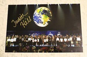 ORIGINAL Autogramm von Judith Hill. pers. gesammelt. 20x30 FOTO. MICHAEL JACKSON