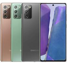 Samsung Galaxy Note 20 256GB N980F/DS Factory Unlocked 6.7in Triple Camera Phone