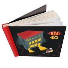 ACE 40th ANNIVERSARY BOOKLET  VARIOUS ARTISTS 7 DISCS IN LUXURY BOOK / BOX
