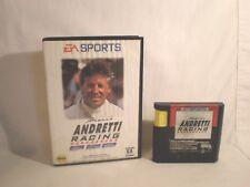 Mario Andretti Racing (Sega Genesis, 1994) NO Manual