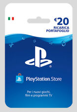 Sony PSN Playstation Store Hanging Card Recharge Wallet
