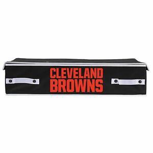 Cleveland Browns Under Bed Storage Bin