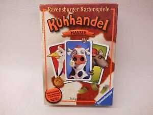 RAVENSBURGER - KUHHANDEL MASTER - RÜDIGER KOLTZE - KARTENSPIEL