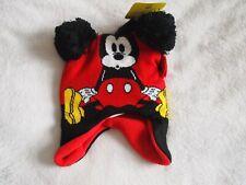 Disney Junior Mickey Or Minnie Mouse Winter Hat/Mitten set, Size Toddler
