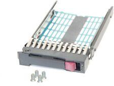 HPE SAS / SATA 2.5 SFF HDD Festplatten Tray, 371593-001
