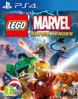 Lego Marvel Super Heroes PS4 PLAYSTATION 4 Warner Bros