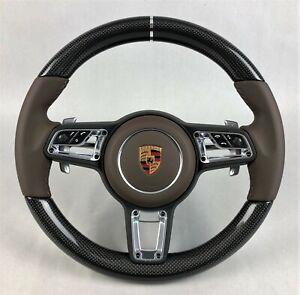 Porsche GT PDK Carbon Airbag Lenkrad steering wheel 95B 958 991 997 987 981 718