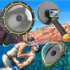For DJI OSMO Action Underwater Sports Diving Camera Lens Dome Housing Shell Case