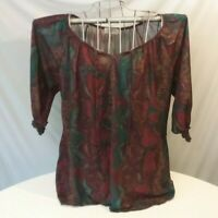 Maurices women's top size 1
