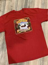 Sierra Nevada Brewing ~ Men's Large Celebration Fresh Hop Ale Craft Beer T Shirt