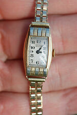 Montre femme vintage suisse EBEL numerotée or luxe / EBEL Vintage Swiss Watch