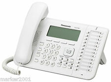 Panasonic KX-DT546-W 24-Button 6-Line Backlit Display Speaker Phone in White