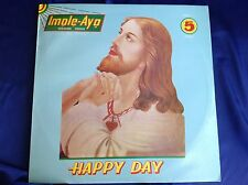 Rare Afro Funk Beats Break LP : Akin Adebayo ~ Happy Day ~  Imole - Ayo 005