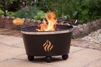 Orbita Fire Bowl - Flame Design - Outdoor Heating