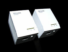 TP-Link tl-pa6010kit av600 Powerline adaptador 600 Mbps adaptadores de red