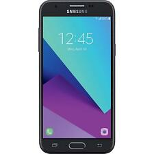 "Samsung Galaxy J3 16GB Straight Talk Black 5"" Screen 4G LTE CDMA Verizon Towers"