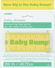 Baby Shower Party Game Measuring Tape Game   .13922
