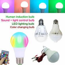 Energy Saving Smart LED E27 Intelligent Emergency Bulb Lamp Light Rechargeable