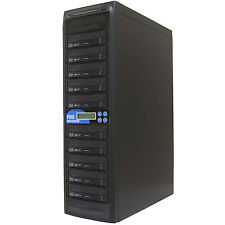 ProDuplicator 10 Burner Blu-ray BDXL M-Disc CD DVD Duplicator Replication Tower