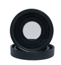 Fashion 55mm 0.45X Fisheye Wide Angle Macro Conversion Lens For Canon Nikon Sony