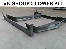 VK COMMODORE GROUP 3 LOWER SPOILER BODYKIT SEDAN