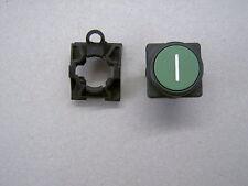 Klöckner Moeller RMQ 22 Taster grün (I) eckig mit BE 3