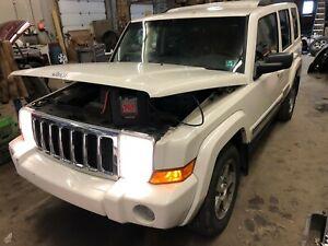 2010 jeep commander door vent window glass ( passenger ) 2006-2010