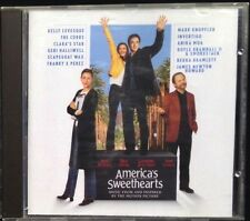AMERICA'S SWEETHEARTS Film Soundtrack OST CD James Newton Howard Julia Roberts