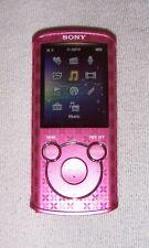 Sony Walkman NWZ-E463 (4GB) Digital Media MP3 Player Pink. Works great.