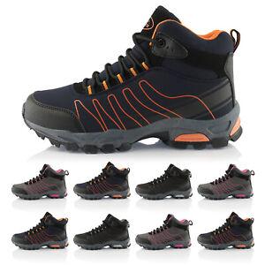 Neu Herren Damen Outdoor Boots Wanderschuhe Trekking Stiefel 2144 Schuhe 36-49