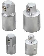 """Adaptateur pour douille clé à cliquet carré 1/4-3/8-1/2"""" réducteur augmentateur"""