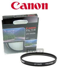Original Canon Filter UV Haze 67mm Scratch Protection