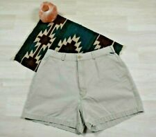 """The North Face Shorts Womens Size 32 Khaki Outdoor Hiking Athletic 4"""" Inseam"""
