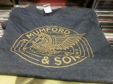 Mumford And Sons Band T Shirt Album  Size Large  Unisex new