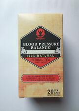 Blood Pressure Balance Tea- Natural Blend of Hibiscus Mulberry Moringa Green Tea