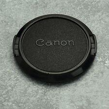 Retro Genuine Canon FD C 58mm Snap-On Front Lens Cap 55 f1.2  135 f2.5 (#1330)