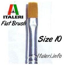 Flat Multi-Coloured Art Brushes
