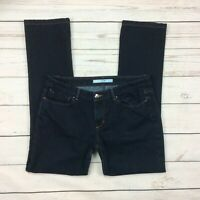 Joes Jeans Size 29 Womens Cigarette Skinny Dark Wash Stretch Denim ENMH5828