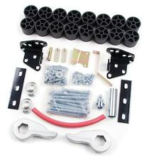 "4"" Ford F150 4WD 97-03 Combo Lift kit with 2"" Body Lift and 2"" Leveling Keys"