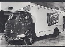 Road Transport Postcard - Earls Court - Karrier Bantam Diesel Box Van BB215