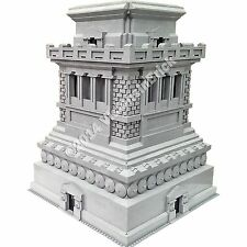 LEGO Statue of Liberty 3450 Custom Base/Pedestal - FULL SET - Amazing!