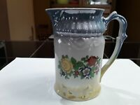 Bavaria Lustre Vintage / Antique Pitcher. Fine China Collectibles. German Potter